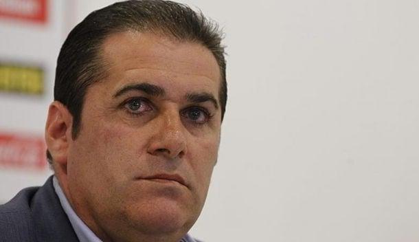 Sandoval, nuevo entrenador del Sporting