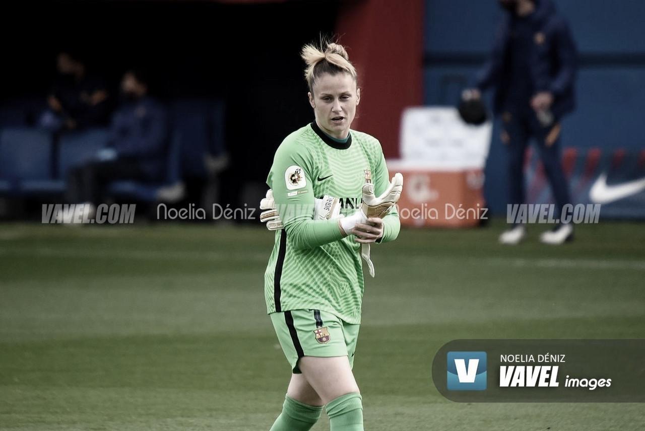 Resumen Barça Femení 9-0 Deportivo en Liga Iberdrola