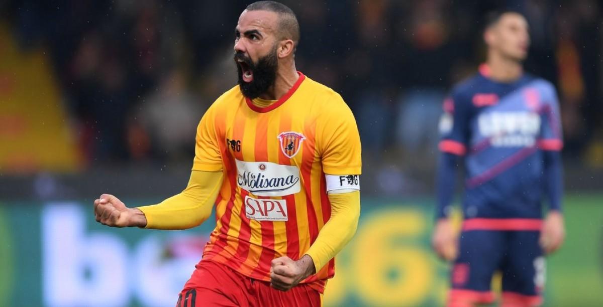 Serie A- Il Benevento ci crede di più il Crotone crolla all'ultimo minuto