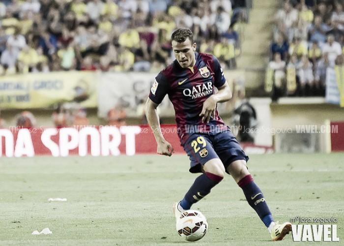 Resúmenes FC Barcelona 2015-2016: Sandro Ramírez, de más a menos