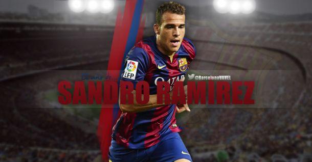 FC Barcelona 2014: Sandro Ramírez