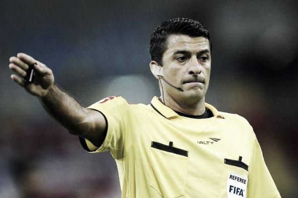 Sandro Ricci será el árbitro de Argentina Uruguay