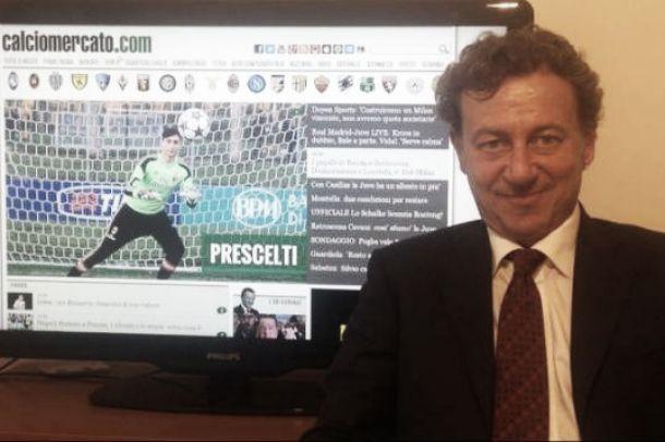 """Esclusiva Vavel, Sabatini: """"Le milanesi esibiranno un gran mercato. Sarri? Il Napoli ha fatto benissimo"""""""