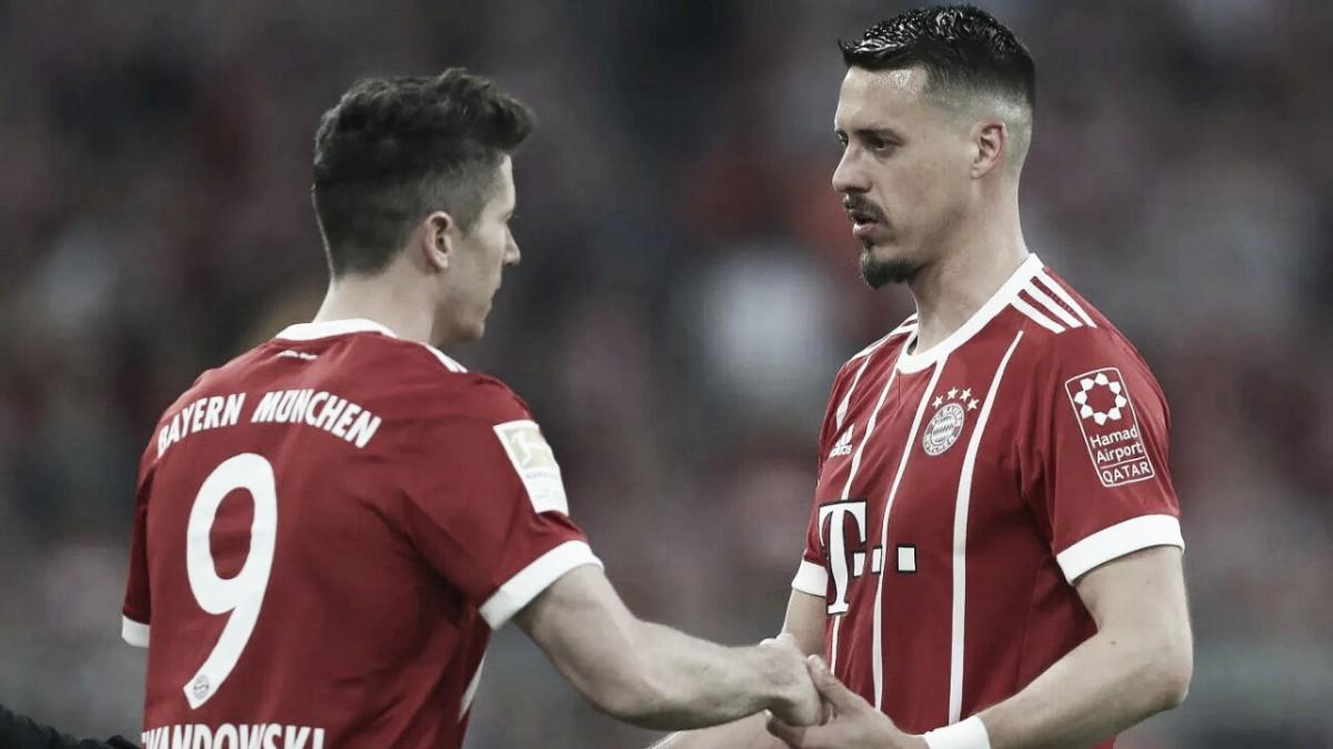 Wagner elogia a Niko Kovac, su entrenador para la próxima temporada