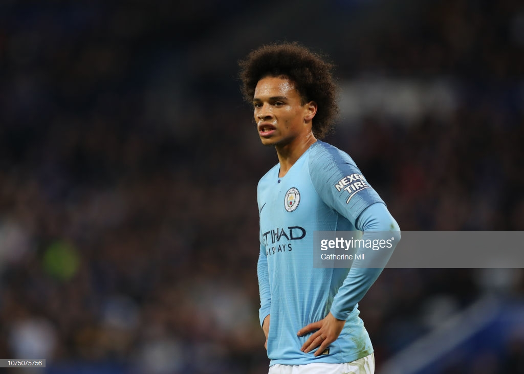 World Cup exclusion has damaged Sané's confidence