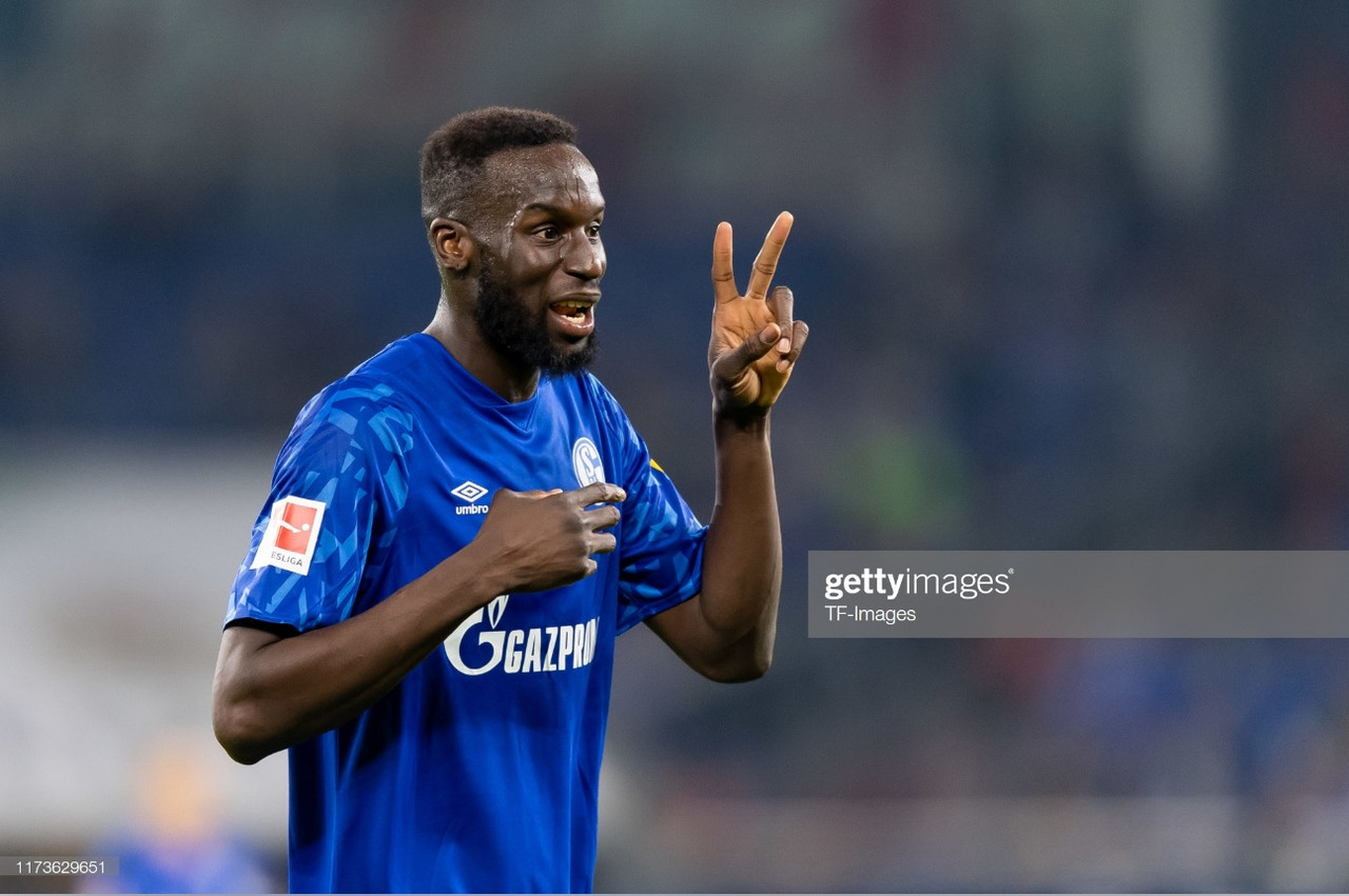 Foxes retain an interest in Schalke defender Salif Sane, suggest reports