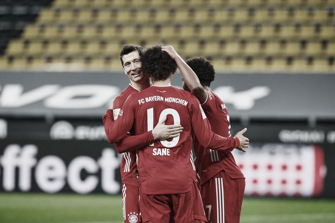 Triunfo agridulce del Bayern en 'Der Klassiker'