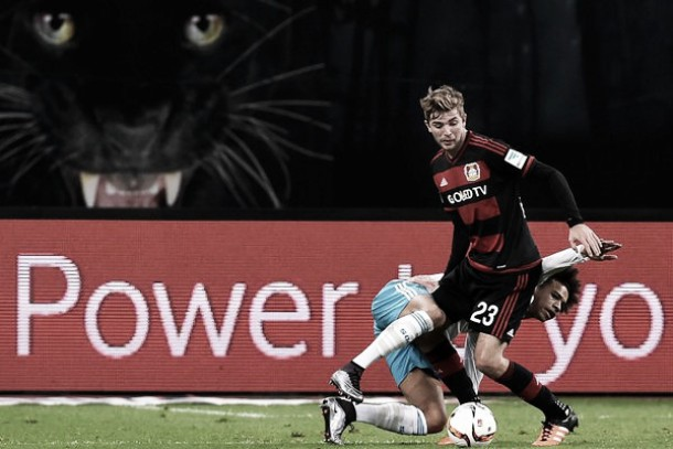Bayer Leverkusen 1-1 Schalke 04: Late own-goal snatches a point for the hosts