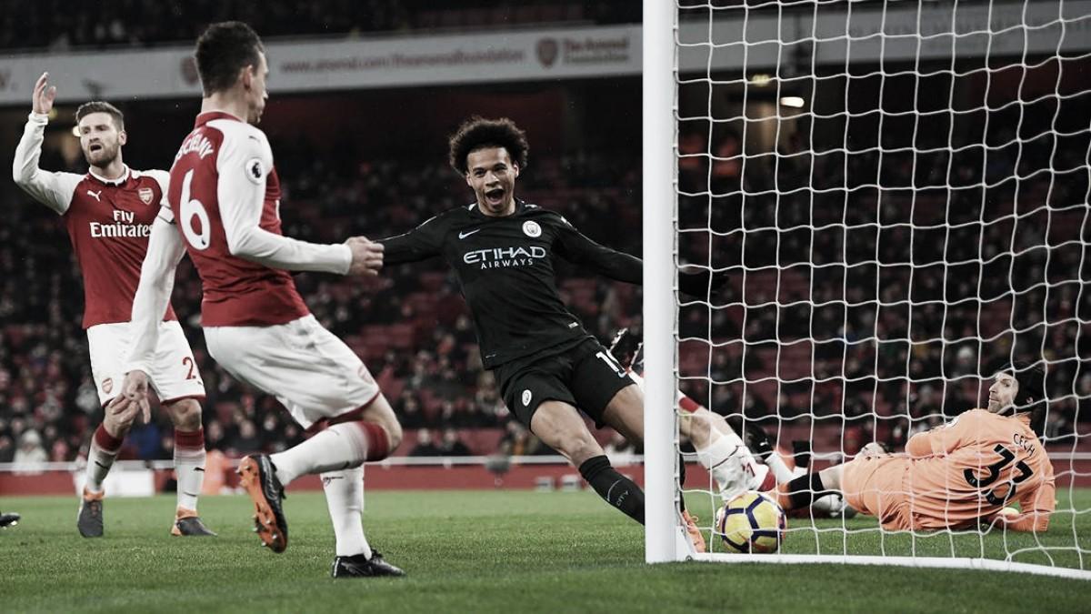 Com novo técnico após 22 anos, Arsenal recebe atual campeão City fechando a primeira rodada da PL