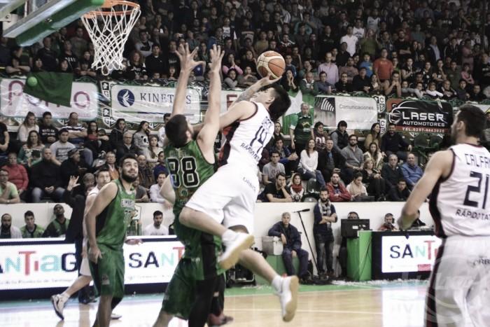 San Lorenzo es el primer finalista de la Conferencia Sur