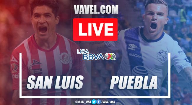 Highlights and goal: Atlético San Luis 0-1 Puebla, 2020 Liga MX