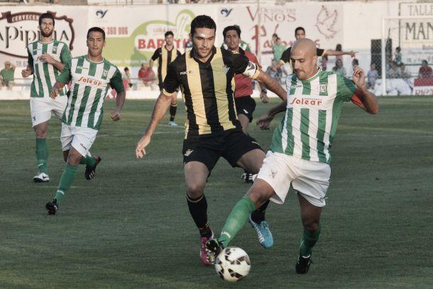 El Real Betis vence en la batalla de El Palmar