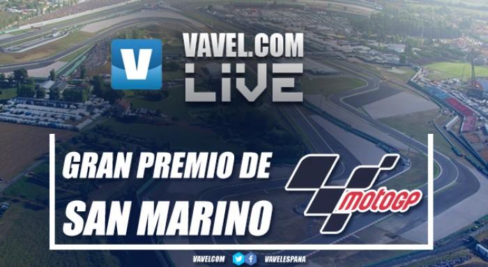 Carrera GP de San Marino 2019de MotoGP EN VIVO y en directo online