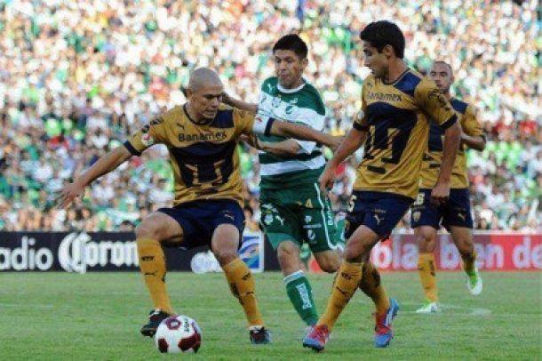 Santos - Pumas: ¡Duelo en la tabla alta!