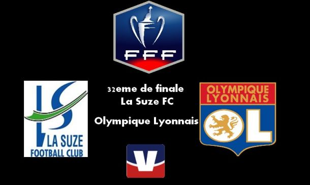 Live la suze lyon coupe de france le match en direct - Match de foot coupe de france en direct ...