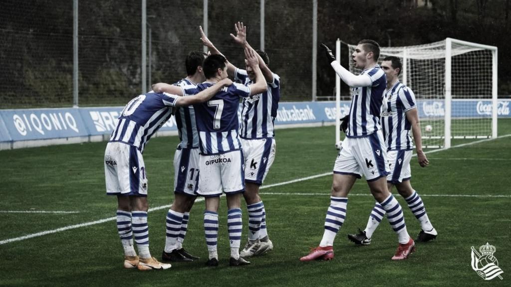 Previa Real Sociedad B - Barakaldo CF: oportunidad para seguir escalando