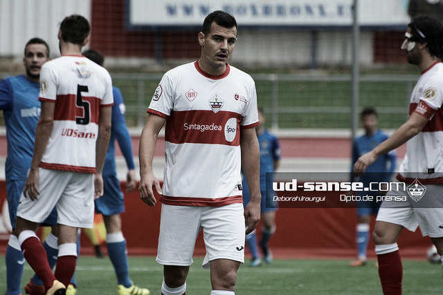 Sanse 2-0 Racing De Ferrol : inicio de fiesta