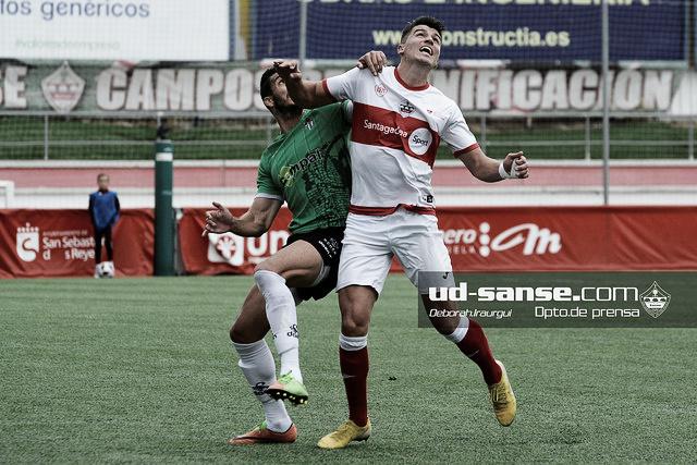 Sanse 0-1 Salmantino: el descuento como solución