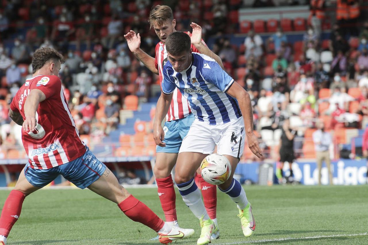Lugo y Real Sociedad B empatan a nada (0-0)