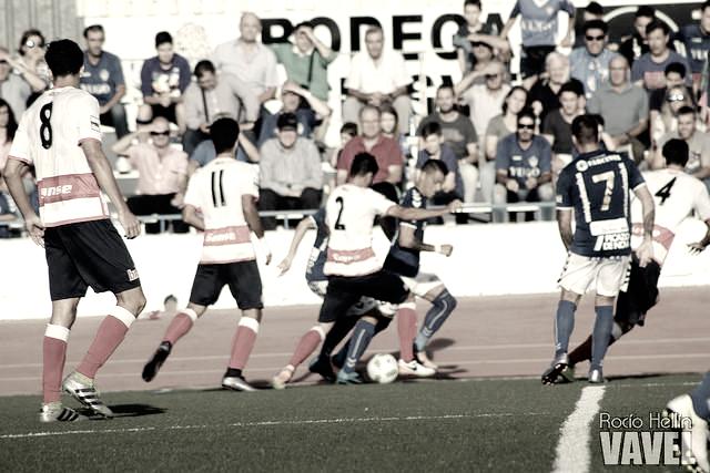 Sanse 1-2 Las Palmas Atlético: séptima derrota consecutiva del Sanse y sin esperanza