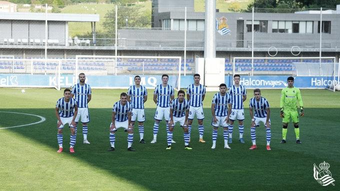 Previa CD Tudelano - Real Sociedad B: un partido de mero trámite
