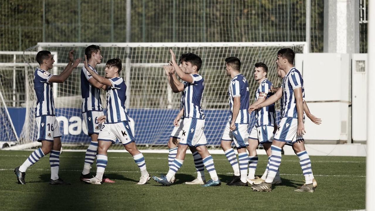 Previa Sanse - Bilbao Athletic: derbi de filiales