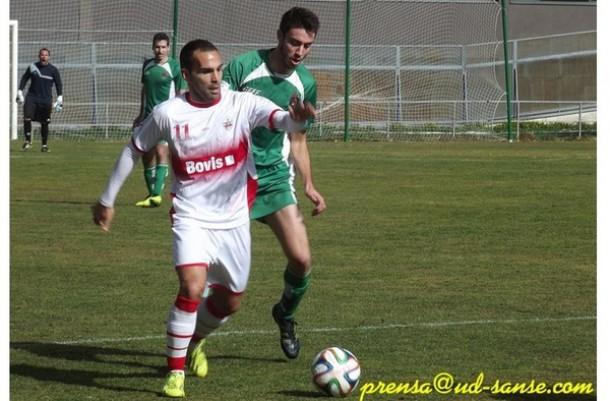 Sanse 4-0 Pozuelo: máxima precisión y defensa