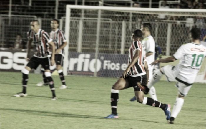 """Givanildo aprova empate contra Luverdense: """"Resultado foi bom pela situação"""""""