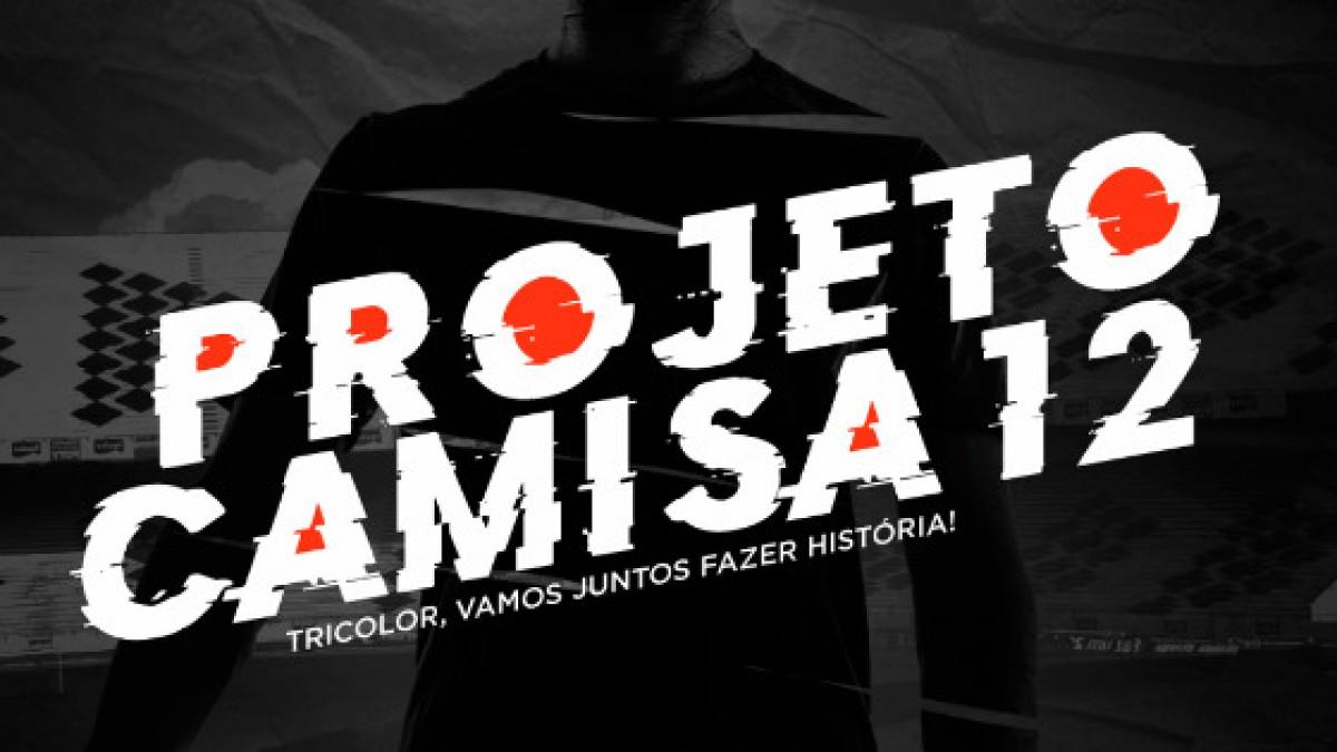 Para fortalecer elenco com apoio da torcida, Santa Cruz anuncia projeto Camisa 12