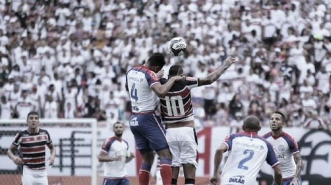 Melhores momentos de Santa Cruz 0 x 0 Bahia pela Copa Nordeste 2020