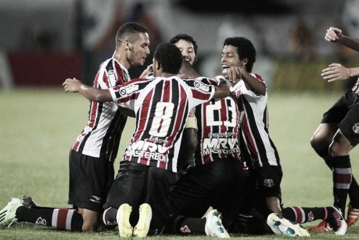 Após classificação já no jogo de ida, Santa Cruz aumenta renda conquistada na Copa do Brasil