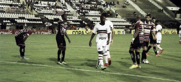 Santa Cruz enfrenta Santa Rita-AL para tentar seguir na Copa do Brasil