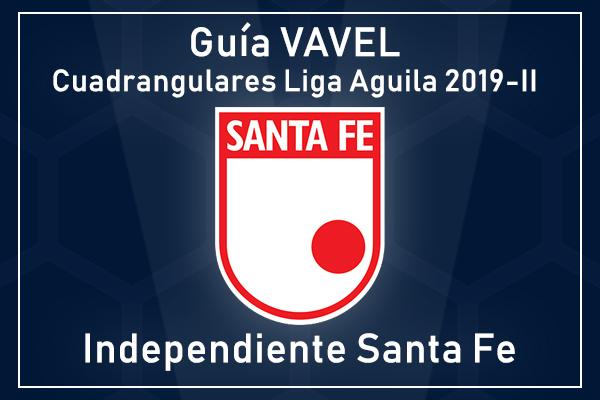 Análisis VAVEL Colombia, cuadrangulares Liga Aguila 2019-II: Independiente Santa Fe