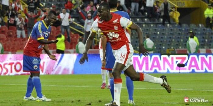 El partido de altura lo ganó Deportivo Pasto 3- 1 ante Santa Fe