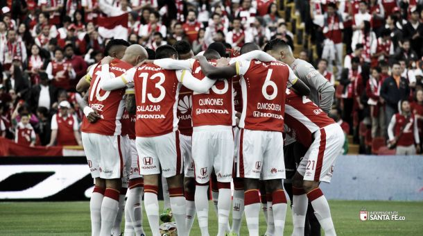 Resultado Club Nacional - Santa Fe por la Copa Sudamericana 2015 (0-2)