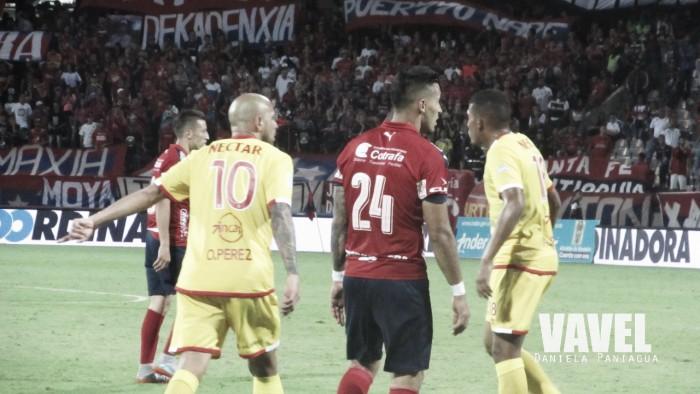 Medellín no pudo con Santa Fe en el Atanasio: análisis DIM 0-1 Santa Fe