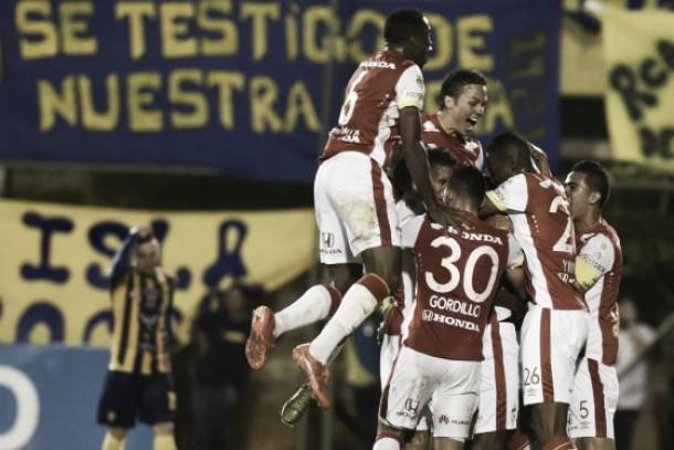 Santa Fe - Sportivo Luqueño: la esperanza de una final internacional
