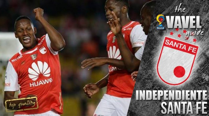 Guía VAVEL: 'playoffs' Liga Águila 2016-II: Independiente Santa Fe