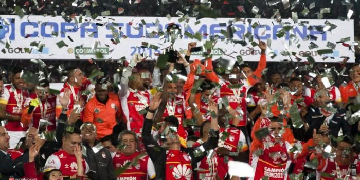 Fuerza Amarilla de Ecuador será el rival de Independiente Santa Fe en Sudamericana