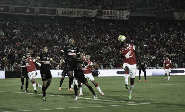Santa Fe vs Once Caldas, Liga Postobón en vivo online