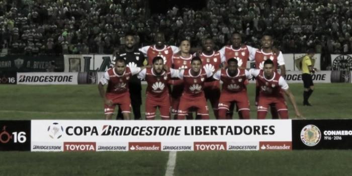 Santa Fe consiguió un buen resultado en Bolivia