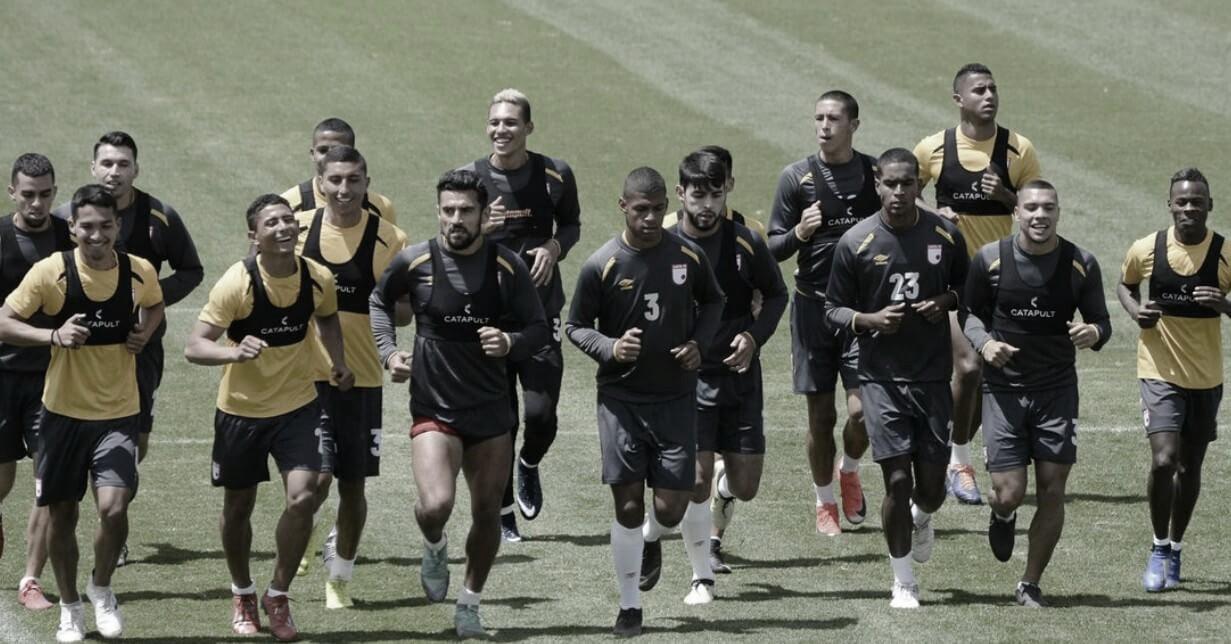 Convocados por Santa Fe para enfrentar a Junior en Barranquilla