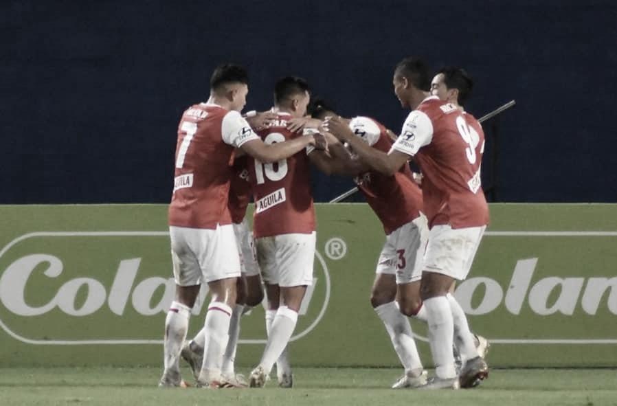 Independiente Santa Fe empató en Montería