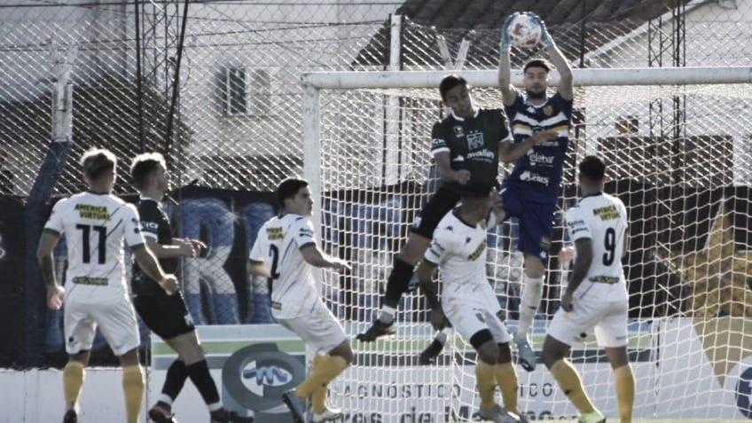 Pablo Richetti se despide de Santamarina con otra derrota
