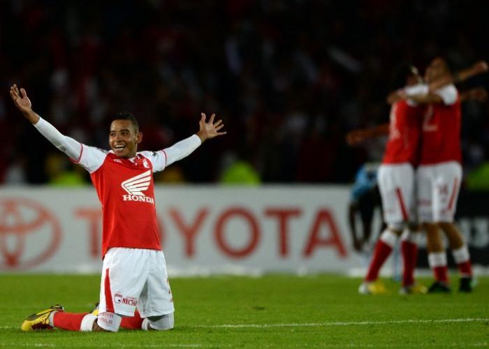 Santa Fe vence o Real Garcilaso no Peru e está perto das semi-finais da Libertadores