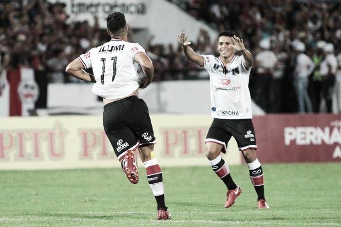 Gol e melhores momentos Santa Cruz 1x0 ABC pela Copa do Nordeste 2020