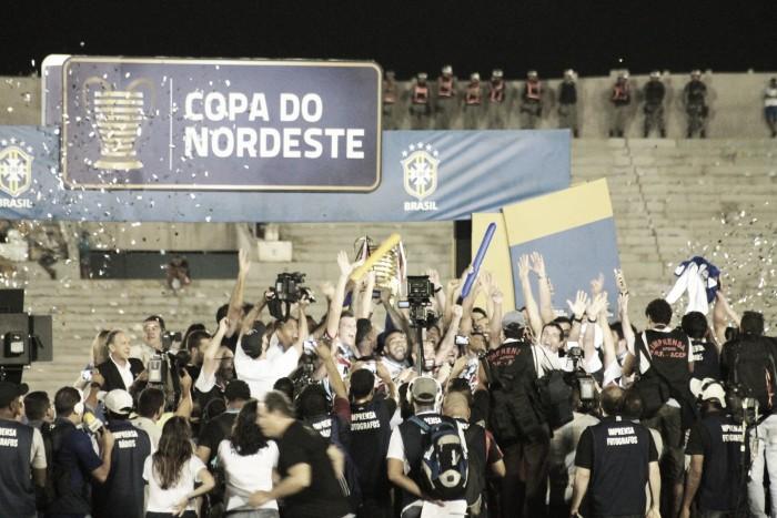 Santa Cruz faz história e conquista o Nordeste pela primeira vez