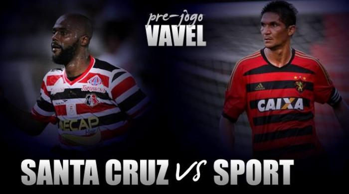Santa Cruz e Sport começam a decidir o Campeonato Pernambucano