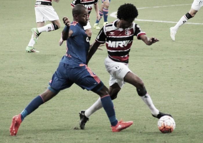 Santa Cruz e Sport empatam sem gols e deixam decisão para o jogo da volta