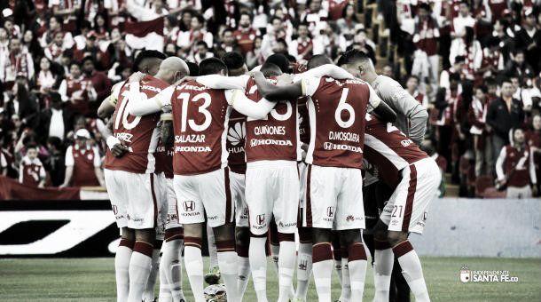 Nacional de Uruguay - Santa Fe: El equipo 'cardenal' buscará los tres puntos frente al 'bolso'